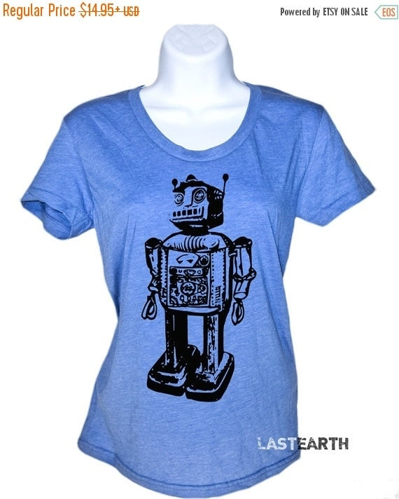 ON SALE Robot Tech Vintage Science Computer Geek Funny T-Shirt Nerdy Womens Tshirt Mens Science Shirt Novelty Gifts For Him Her Ladies Humor