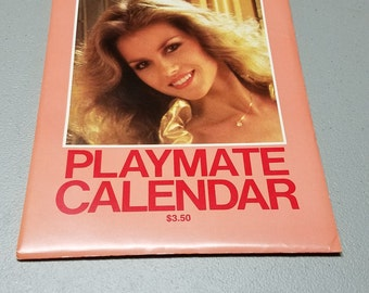 1982 PlayBoy PlayMate Calendar