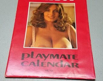 1976 PlayBoy PlayMate Calendar