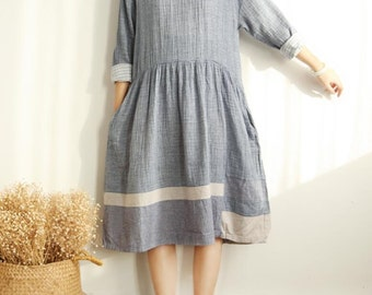 bice cotton long dress