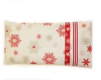 Lavender Eye Pillow, Meditation, Relaxation, Organic Cotton Eye Pillow, Washable, Microwavable, Eco Friendly, Heating Eye pad,Christmas gift
