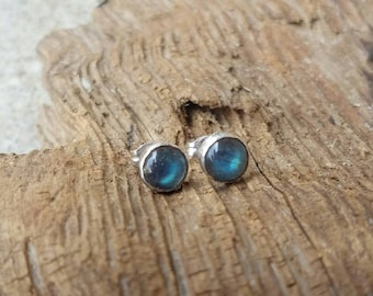 Gemstone earrings, stud eartings, Sterling silver earrings, sterling silver jewelry, Gemstone jewlery, Custom earrings, Custom jewlery