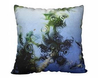 Bee-autiful Palms Pillow