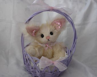 Celeste, a bunny by Spring Blossom Bears and Bunnies