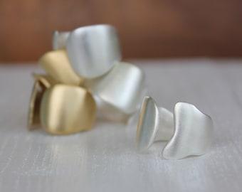 Fish Ring, Silver