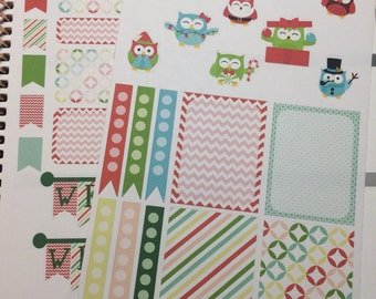 Christmas Brights weekly kit