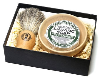 SALE Shaving Kit For Men, Gifts For Men, Gifts For Him, Valentines Day Gift Idea, SK