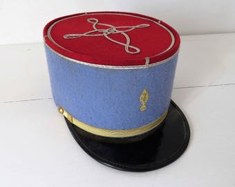 Vintage French,  Army Officers, Kepi Hat