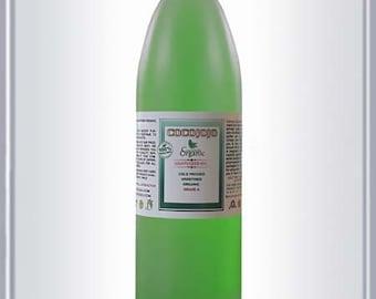 Grapeseed Oil 100% Pure Organic Unrefined