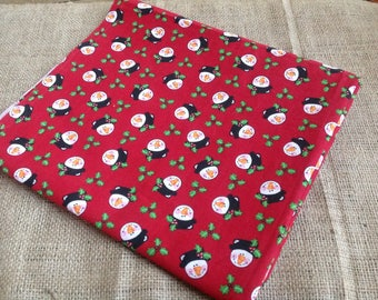Adorable Snowman Fabric Co. By General Fabrics Trina's Little Bit of Christmas by Trina Begdahl