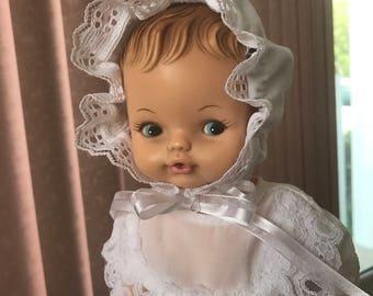 "1974 Horsman doll 12"""
