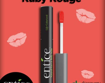 Henna Maiden RUBY ROUGE Long Lasting Lip Stain