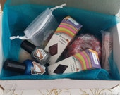 Hanukkah Nailista Box- Gift box collaboration with Superficially Colorful