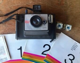 Vintage Polaroid Minute Maker Land Camera