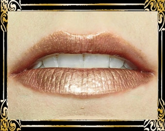 DEMETER Lip Gloss: 10mL Tube, Icy Cool Brown, Shimmer Lip Gloss, Vanilla Flavor, Lip Glaze, Ships Out in 4-7 Days