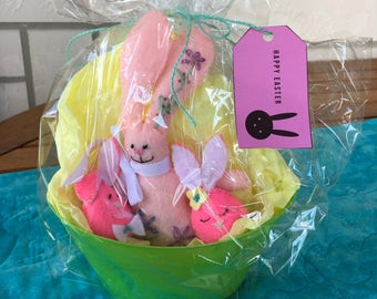 Pink Bunny Easter