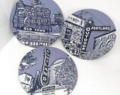 Coasters - Portland Orego...