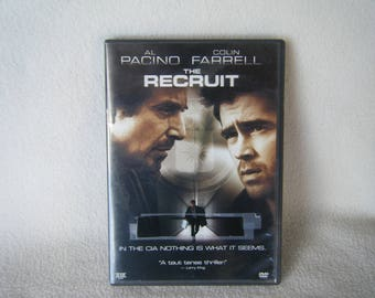 DVD Movie The Recruit - Used