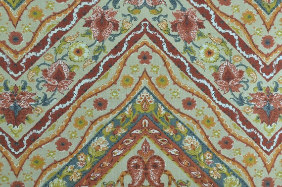 vintage home decor fabric vintage upholstery fabric home decor fabric chevron fabric 11797
