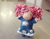 """pre-order SUNKISSED 12"""" Traditional Doll - DIY Doll Making Materials Kit"""