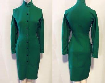 1980's Vintage Ungaro Dress