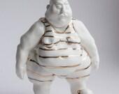Porcelain figurine for mightybruno