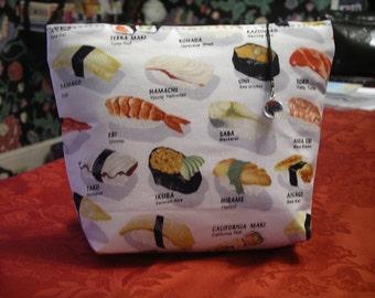 Sushi clutch