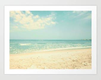 Beach photography, coastal wall art, beach wall art, coastal art, beach art, large art, large wall art, canvas wall art, beach canvas