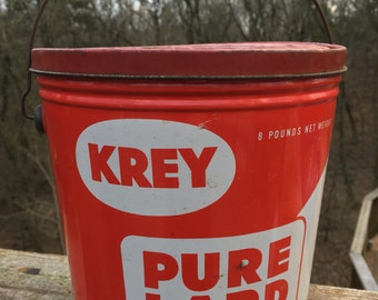 Lard Tin Krey Packing Co.