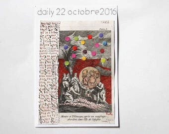 daily 22 oct 2016