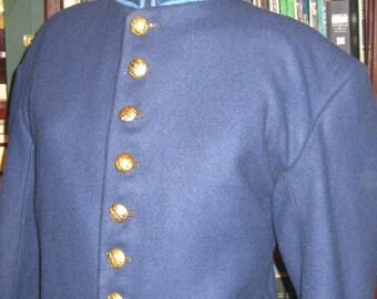 Federal Enlisted Frock Coat Civil War