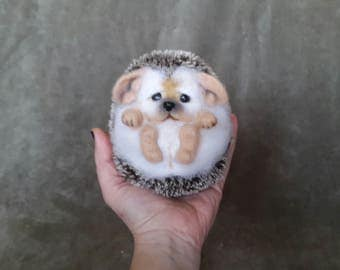 "Hedgehog ""Kid"".. I will make this item for your order"