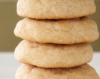 Cinnamon Sugar Cookie Recipe (Snickerdoodles!)