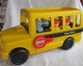 Fisher Price School Bus