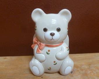 OTAGIRI Japan Teddy Bear Napkin Holder