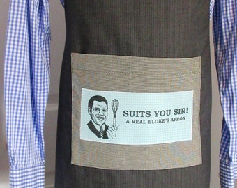 Men's Apron Suits You Sir! SYS03