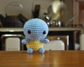 Crochet Chibi Squirtle