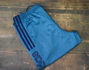 Vintage Adidas Track Suit Bottoms