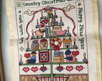 Country Christmas and a Happy New Year