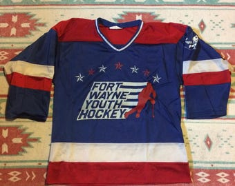 Vintage Fort Wayne Youth Hockey Number 31 Jersey