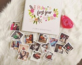 Baby Memory Book- Baby Book- Little Artist- A Simple Book of Firsts