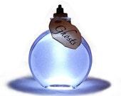 Light Up Bottle of  Captured Ghosts, Fantasy Gifts