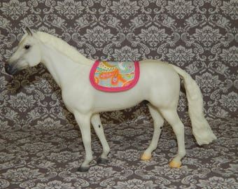 Traditional Saddle Pad -  Breyer or Model Horse