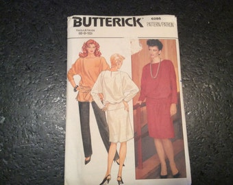 Vintage sewing pattern Butterick