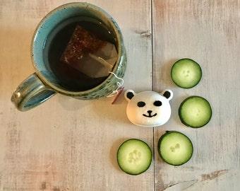Panda Bear Solid Bubble Bath