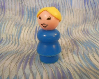 Fisher Price Little People Lady/Mother