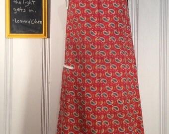 1970's Komar Dress