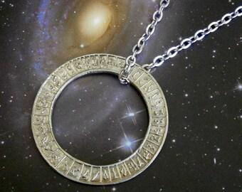 Stargate Annular Pendant