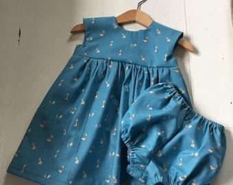 Peter rabbit dress set