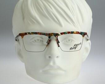 Robert Rudger 0720 117-03  / Vintage eyeglasses & sunglasses / 90S unique and rare